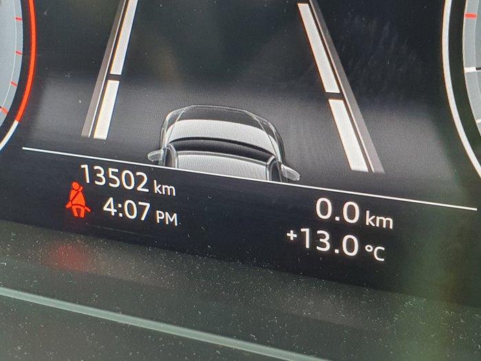 2018 Audi A8 50 TDI Plus D5 MY18 Four Wheel Drive Black