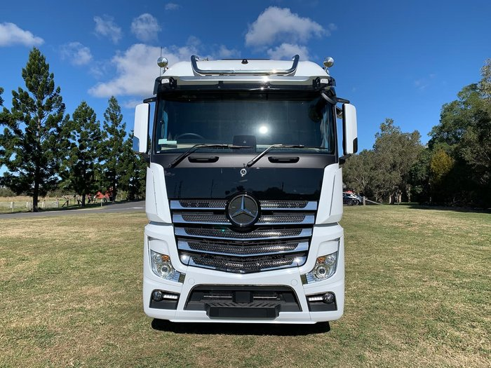 2020 MERCEDES-BENZ ACTROS 2663 null null null