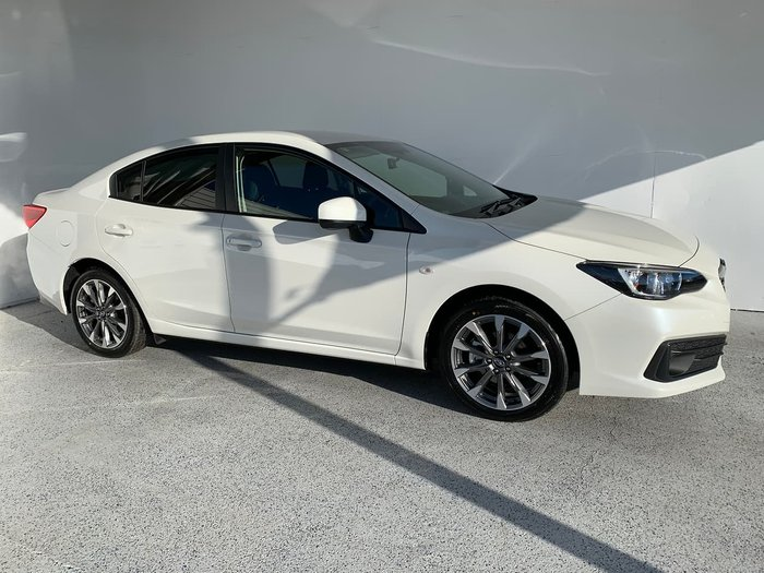 2020 Subaru Impreza 2.0i G5 MY20 Four Wheel Drive White