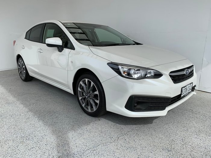 2020 Subaru Impreza 2.0i G5 MY20 Four Wheel Drive White