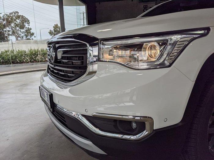 2018 Holden Acadia LTZ AC MY19 4X4 On Demand Summit White