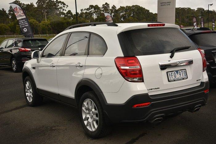 2015 Holden Captiva 7 Active CG MY15 White