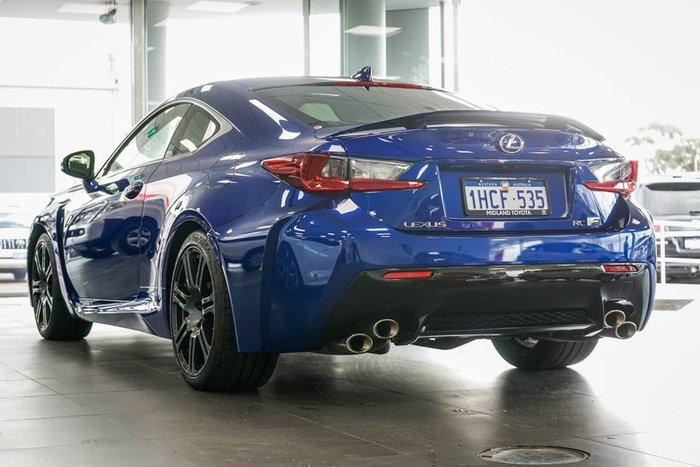 2018 Lexus RC RC F USC10R Blue