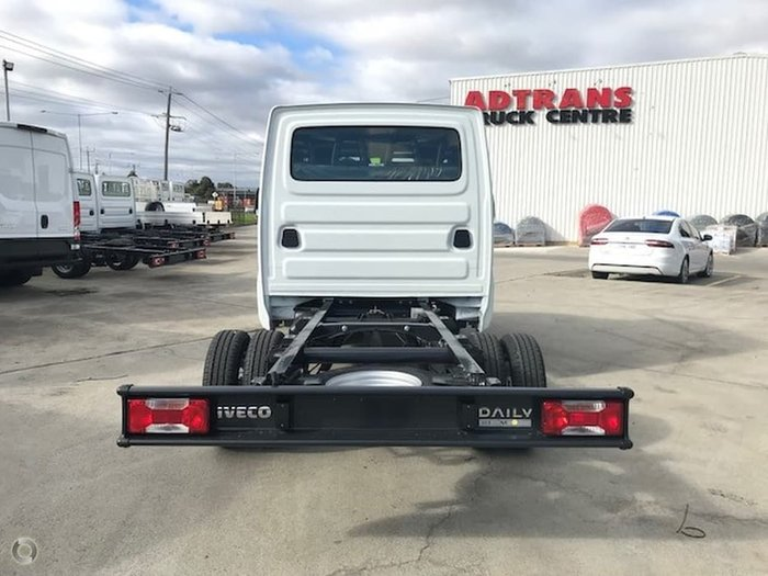 2020 IVECO 50C21 DUAL CAB 3750MM WHEELBASE null null White