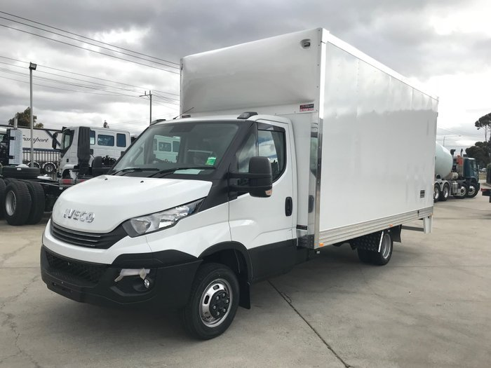 2020 Iveco Daily 50C17 White