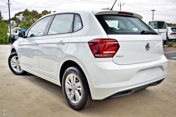2020 Volkswagen Polo 85TSI Comfortline AW MY20 White