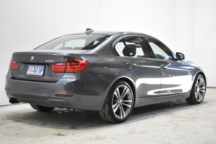 2014 BMW 3 Series 328i Sport Line F30 MY14 Grey