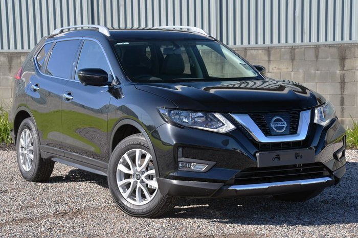 2019 Nissan X-TRAIL ST-L T32 Series II Black