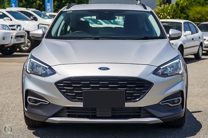 2019 Ford Focus Active SA MY19.75 Moondust Silver