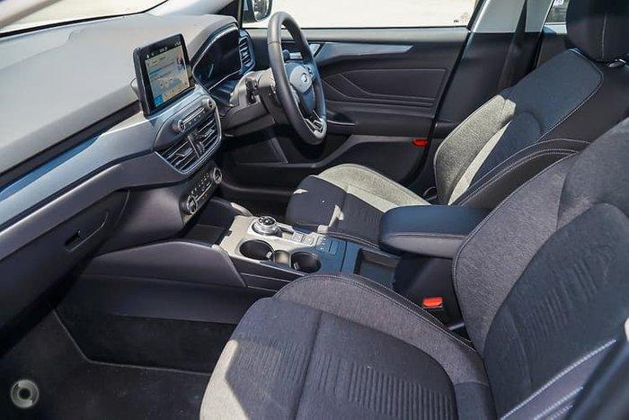 2019 Ford Focus Active SA MY19.75 Silver
