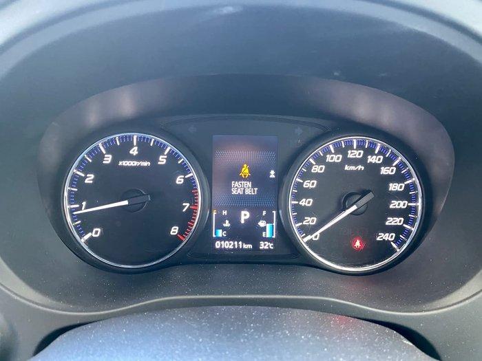 2019 Mitsubishi Outlander Black Edition ZL MY19 Red