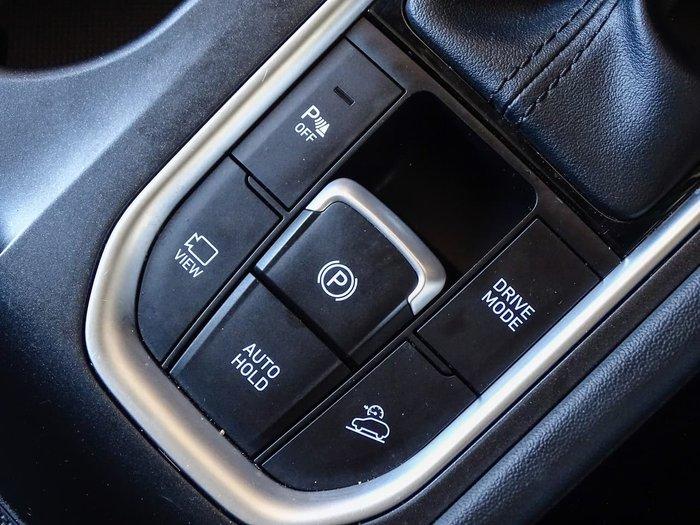 2018 Hyundai Santa Fe Active TM MY19 4X4 On Demand Red