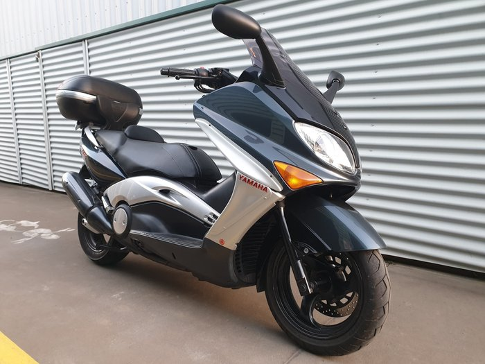 2001 Yamaha TMAX (XP500) TMax Extreme Yellow or High Tech Silver