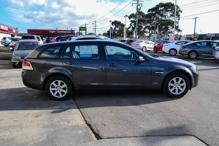 2009 Holden Commodore Omega VE MY10 Grey