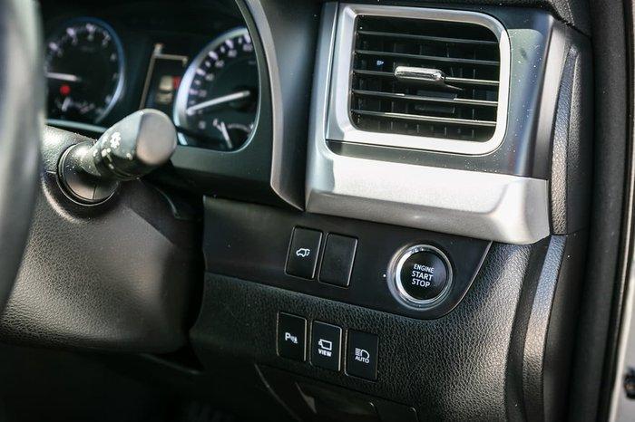 2018 Toyota Kluger Grande GSU55R Four Wheel Drive Silver