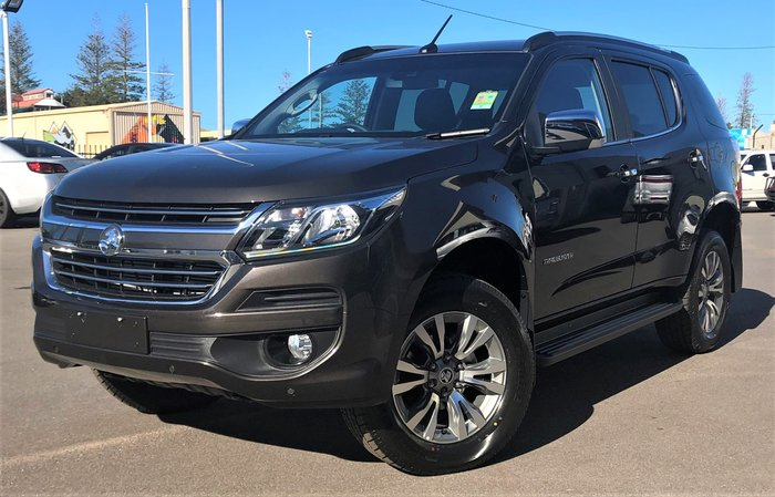 2020 Holden Trailblazer LTZ RG MY20 4X4 Dual Range Brown