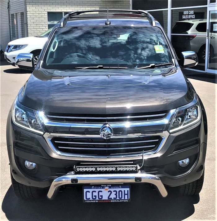 2020 Holden Trailblazer LTZ RG MY20 4X4 Dual Range Oxford Metallic