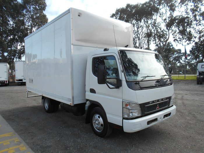 2007 FUSO CANTER 3.5T null null White
