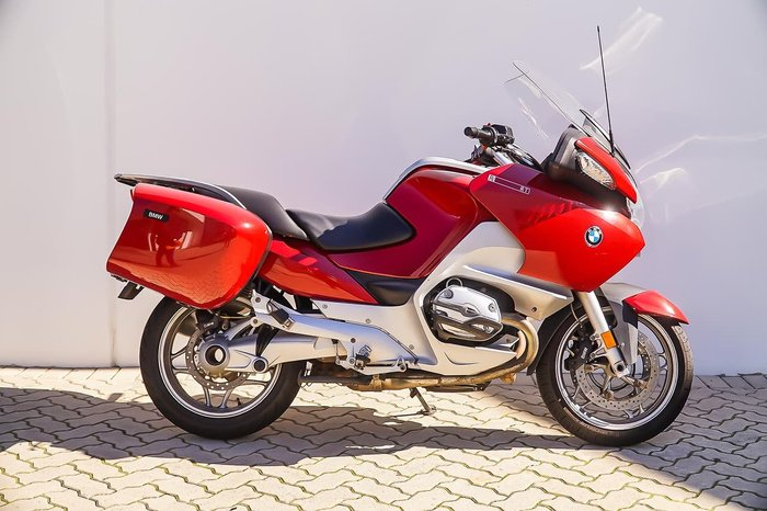 2005 BMW R 1200 RT null null Red