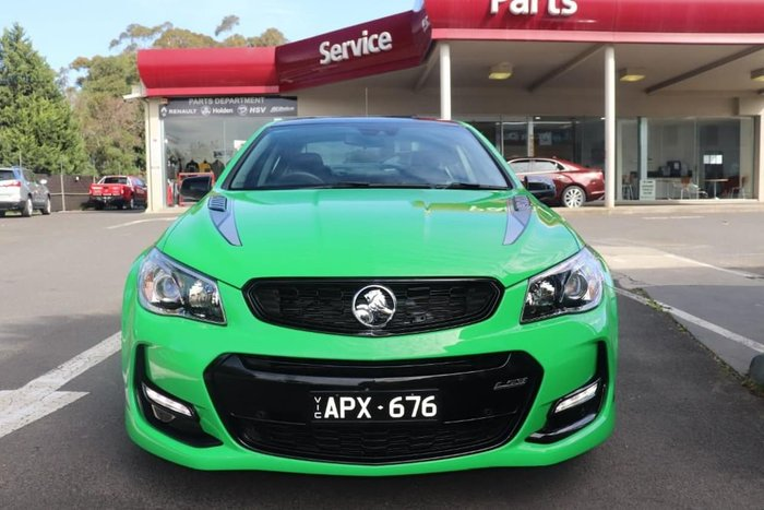 2017 Holden Commodore Motorsport Edition VF Series II MY17