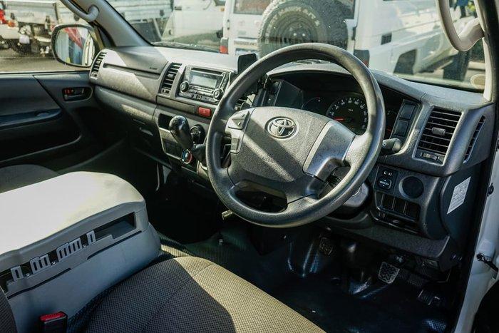 2015 Toyota Hiace KDH201R White