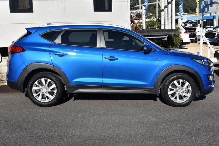 2018 Hyundai Tucson Active X TL3 MY19 4X4 On Demand Blue