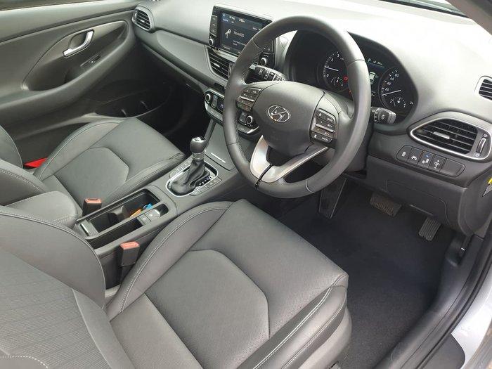 2020 Hyundai i30 Premium PD2 MY20 Silver