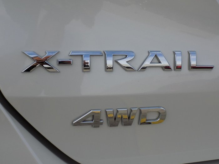 2019 Nissan X-TRAIL ST T32 Series II 4X4 On Demand White