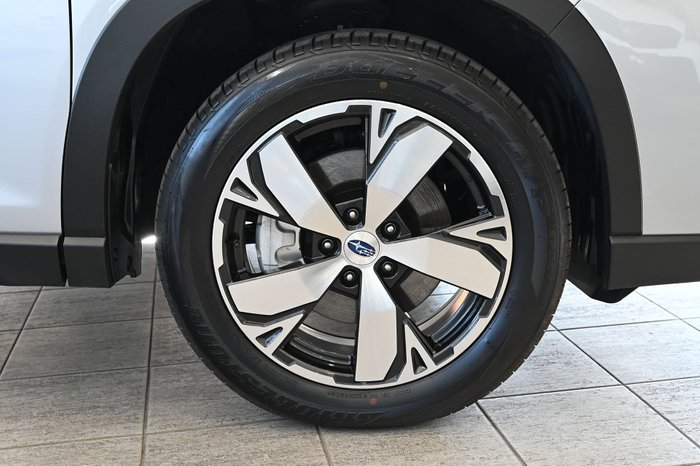 2019 Subaru Forester Hybrid S S5 MY20 Four Wheel Drive Silver