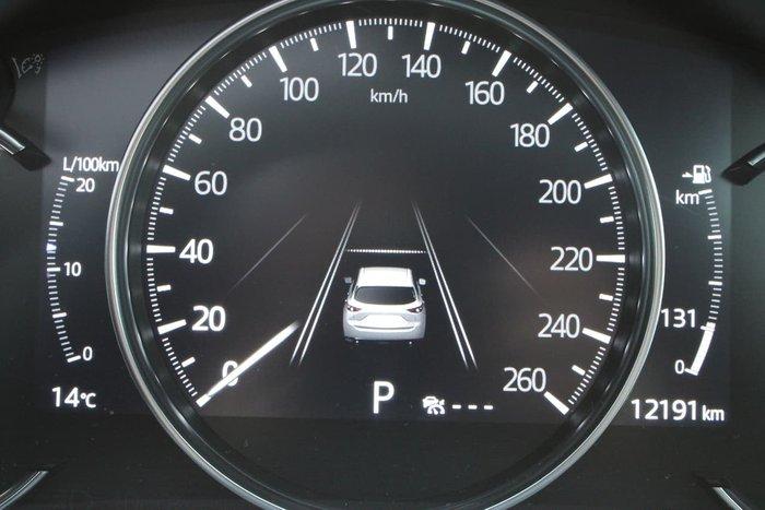 2019 Mazda CX-5 Akera KF Series 4X4 On Demand Black