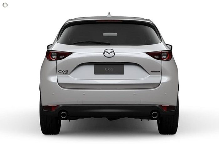 2020 Mazda CX-5 Maxx Sport KF Series 4X4 On Demand White