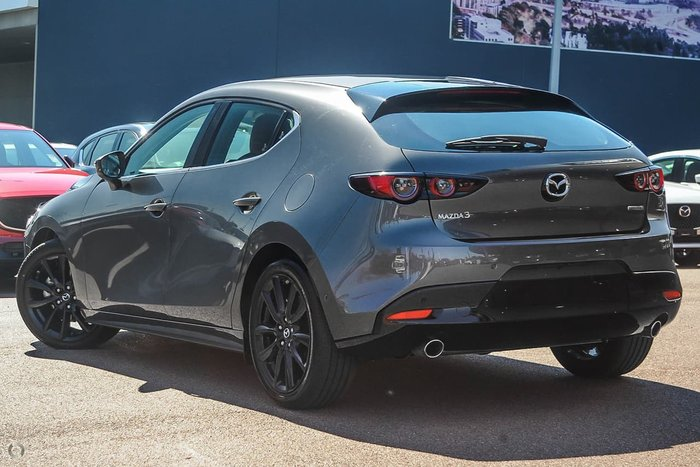 2020 Mazda 3 G25 Astina BP Series Grey