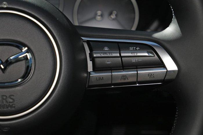 2020 Mazda 3 G25 Astina BP Series Silver