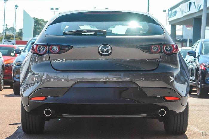 2020 Mazda 3 G25 Astina BP Series Grey