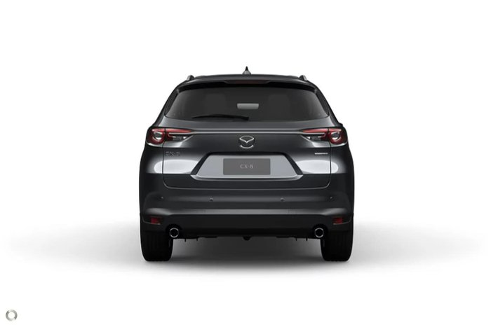 2020 Mazda CX-8 Asaki KG Series Grey
