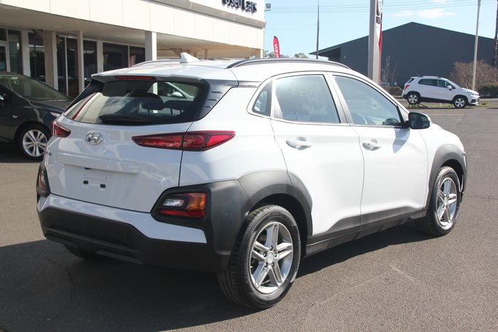2018 Hyundai Kona Active OS.2 MY19 White