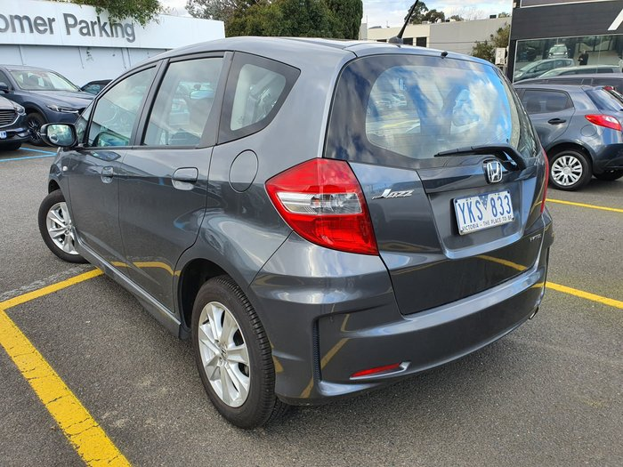 2011 Honda Jazz VTi GE MY11 Grey