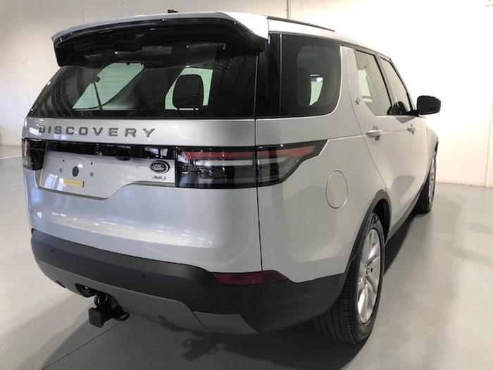 2020 Land Rover Discovery SD6 SE Series 5 MY20 4X4 Dual Range Silver