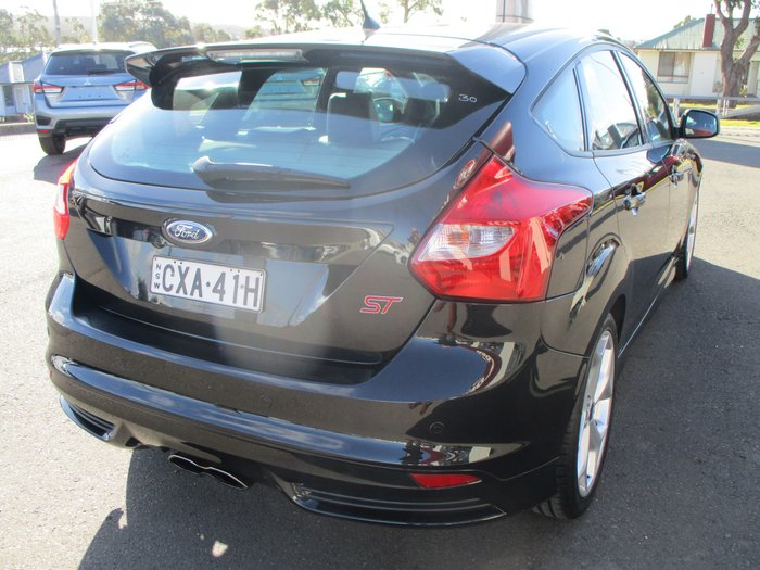 2014 Ford Focus ST LW MKII Black