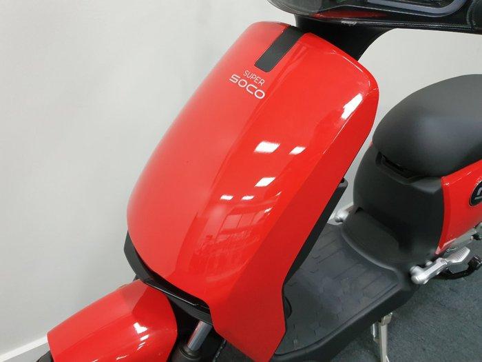 2020 SUPER SOCO CUX Red