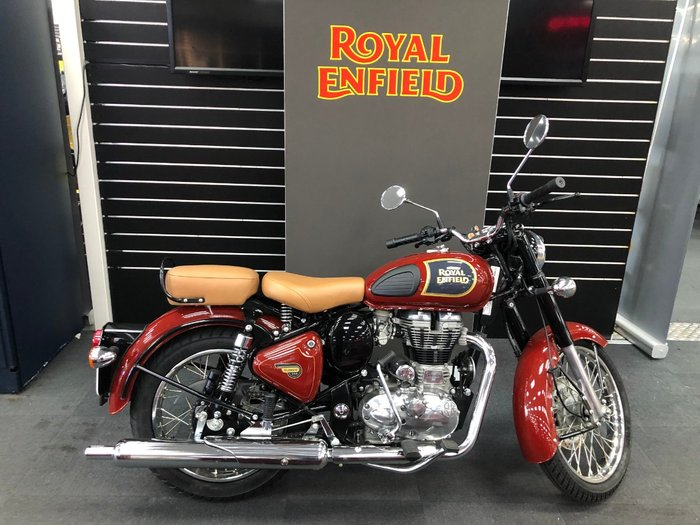 2020 Royal Enfield CLASSIC 350 Red