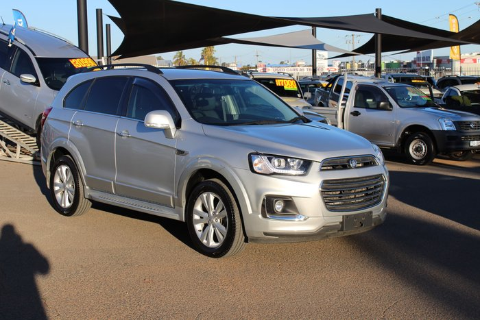 2018 Holden Captiva LT CG MY18 4X4 On Demand null