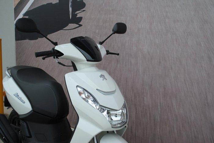 2020 Peugeot KISBEE 50 2T White
