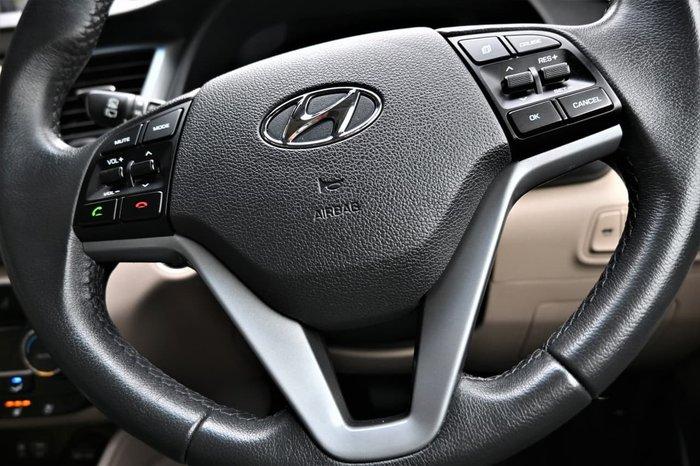 2016 Hyundai Tucson Highlander TLe 4X4 On Demand Brown