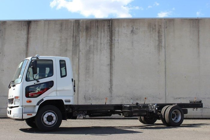 2020 FUSO FIGHTER null null White