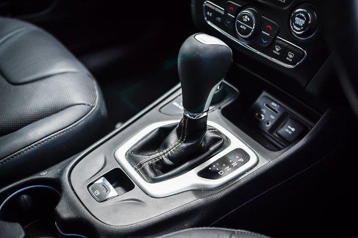 2017 Jeep Cherokee Longitude KL MY17 4X4 On Demand Silver