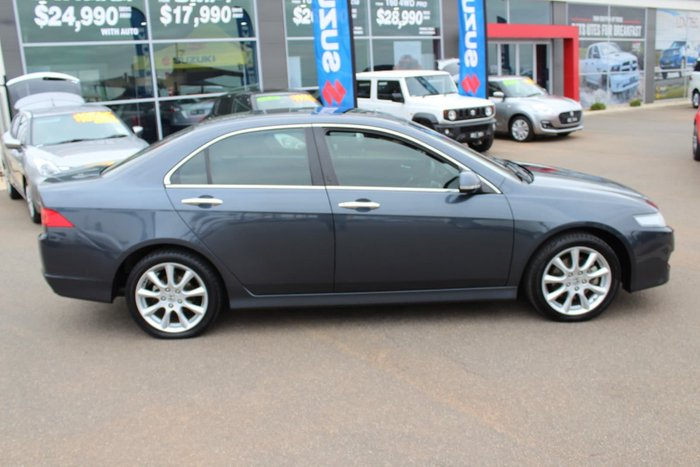 2007 Honda Accord Euro Luxury 7th Gen MY07 Grey