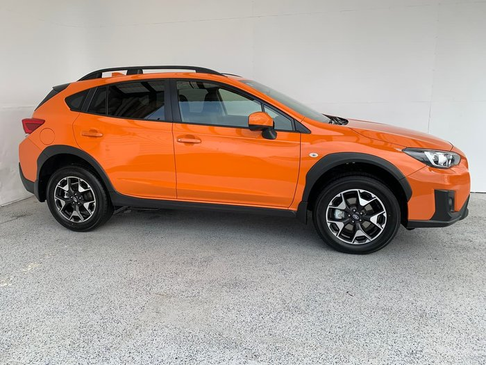 2020 Subaru XV 2.0i G5X MY20 Four Wheel Drive Orange