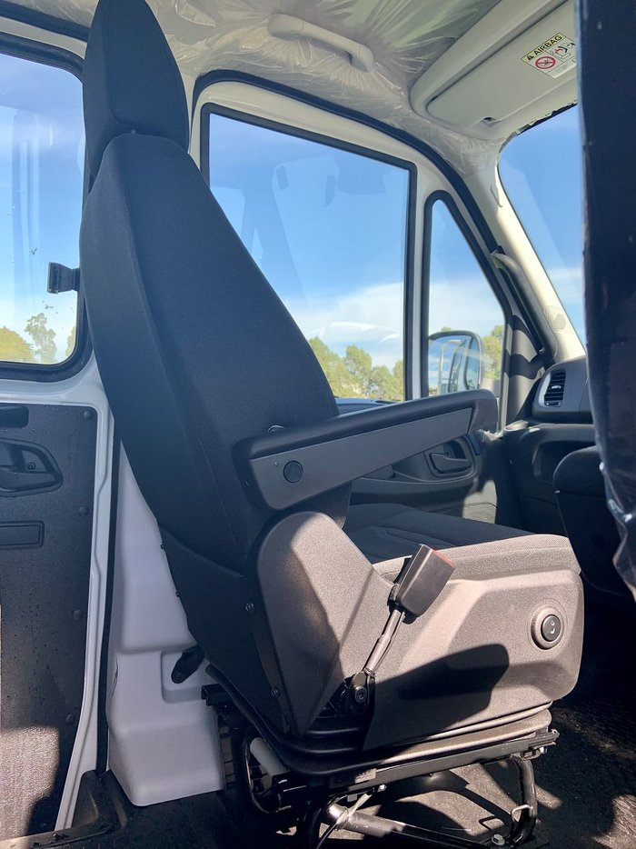2019 IVECO DAILY 50C17 AUTO White