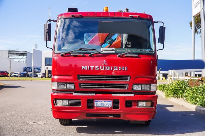 2004 MITSUBISHI FP500 null null RED